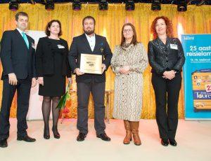 T2016 Promoter Of Tourism 2015 Pärnu Bay Golf And Peter Hunt
